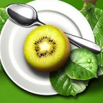 新西兰佳沛绿奇异果6个