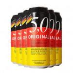 5.0 ORIGINAL 皮尔森啤酒 500ml*6听*2组