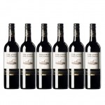 赖普 赤霞珠2014红葡萄酒750ml*6瓶
