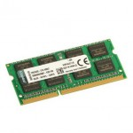金士顿 DDR3 1600 8GB 低电压版 笔记本内存条