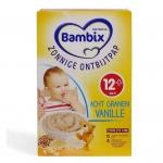 Bambix 阳光早餐系列 8种谷物米粉  荷兰Holland boutique中文官网价格