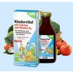 Salus 莎露斯 铁元 儿童果蔬复合维生素+钙D3营养液 英国Feelunique中文官网价格