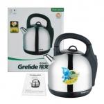 格来德(Grelide)WWK-3602S 304不锈钢电水壶3.6升*2只