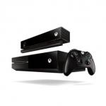 微软 Xbox One 体感游戏机 标准版 带Kinect