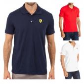 PUMA 彪马 Ferrari 男士短袖Polo衫 美国ebay价格