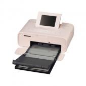轻松打印!佳能(Canon)SELPHY CP1200 照片打印机 粉色