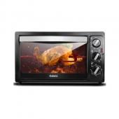 爱上烘焙!格兰仕(Galanz)KWS1530X-H7R 多功能烘焙电烤箱 30L黑色