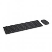 无线才够简约!Microsoft 微软 7N9-00001 无线蓝牙鼠标键盘套装 美国亚马逊售价