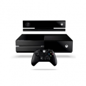 体感新体验!微软(Microsoft)Xbox One 体感游戏机 标准版