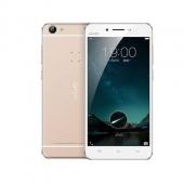 vivo X6s 全网通4G手机,2.5D弧度屏手感细腻舒适 金色大陆行货