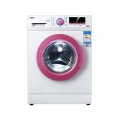 格兰仕(Galanz)XQG60-F712V 6公斤全自动粉色变频 滚筒洗衣机,静音洗涤!