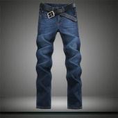 涉猎时尚男士宽松直筒休闲牛仔裤