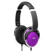 JVC 杰伟世 HA-S660-V 头戴式耳机