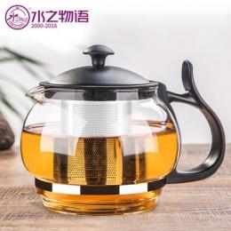 水之物语玻璃泡茶壶
