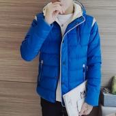 苏肯男士韩版修身外套