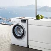 西门子 WM12P2R08W 8公斤变频滚筒洗衣机