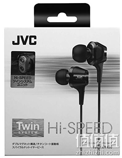 JVC HA-FXT100入耳式耳机