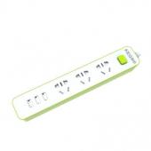韩电(KEG)3插位+3 USB口插座
