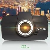 PAPAGO 趴趴狗 GoSafe520 行车记录仪 送16G存储卡 ¥499包邮