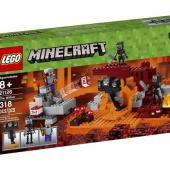 LEGO 乐高 我的世界系列 21126 凋零巫师 $25 到手220