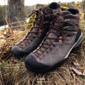 43+,Scarpa 男士防水户外徒步靴 Gore-Tex®+VIBRAM 4.5折$98 到手¥770