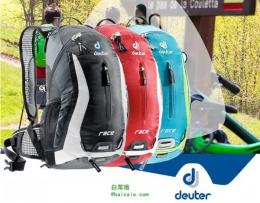 Deuter 多特 Race 运动骑行双肩背包 3色 10L ¥228.5(¥336 下单6.8折)