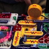 Elenco SCS-185 乐光电路积木玩具秒杀价¥399包邮