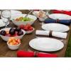 康宁 CORELLE 白色餐具20件套 易清洗、不易碎 ¥279