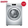 限地区!SANYO 三洋 XQG70-F11210SZ 7公斤全自动滚筒洗衣机 998元包邮¥998.00