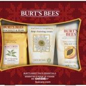 Burt's bees 小蜜蜂 基础洁面4件套装 Prime会员凑单免费直邮含税到手¥104