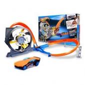 Mattel Games  Hotwheels 风火轮 X9285 立体回旋赛道 2件