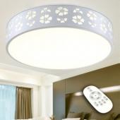 海的(HaiDe) LED吸顶灯 雪花 24W 调光调色