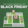 Walmart 美国沃尔玛 Black Friday黑色星期五 不可错过的25款折扣商品