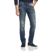 Levi's 李维斯 511版型 Classic 男士修身低腰牛仔裤
