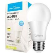 Midea美的 大螺口LED灯泡 12w E27 暖黄色
