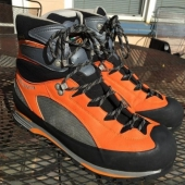 SCARPA 意大利产 男士GTX防水顶级登山靴 $179.99 到手¥1400