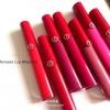Giorgio Armani 阿玛尼 经典红管 臻致丝绒哑光唇釉 多色 免费直邮到手¥234