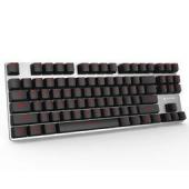 Rapoo 雷柏 V500合金版 机械键盘 黑色 茶轴