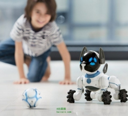 WowWee 智领高 CHIP 遥控智能机器狗 Prime会员免费直邮含税到手¥987