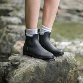 切尔西短款雨靴