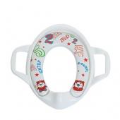 儿童专用# 蓝色童年 儿童马桶圈软垫坐便器9.8元包邮(19.8-10券)