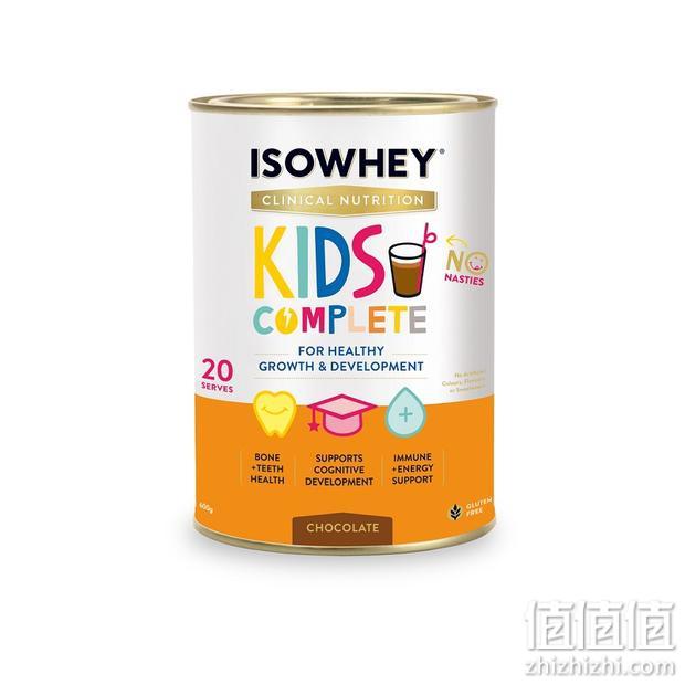 IsoWhey 儿童营养粉(巧克力味