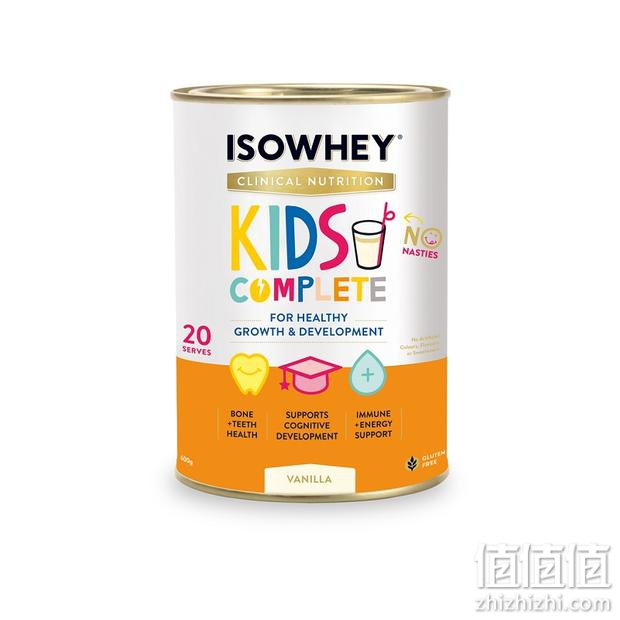 IsoWhey 儿童营养粉(香草味)600g