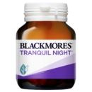 Blackmores TRANQUIL NIGHT 澳佳宝改善睡眠压力 60片