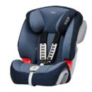 BRITAX 宝得适 汽车儿童安全座椅 适合约9个月-12岁宝宝 全能百变王 月光蓝