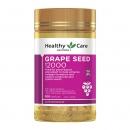 Healthy Care Grape Seed 葡萄籽精华胶囊 300粒 嫩白淡斑