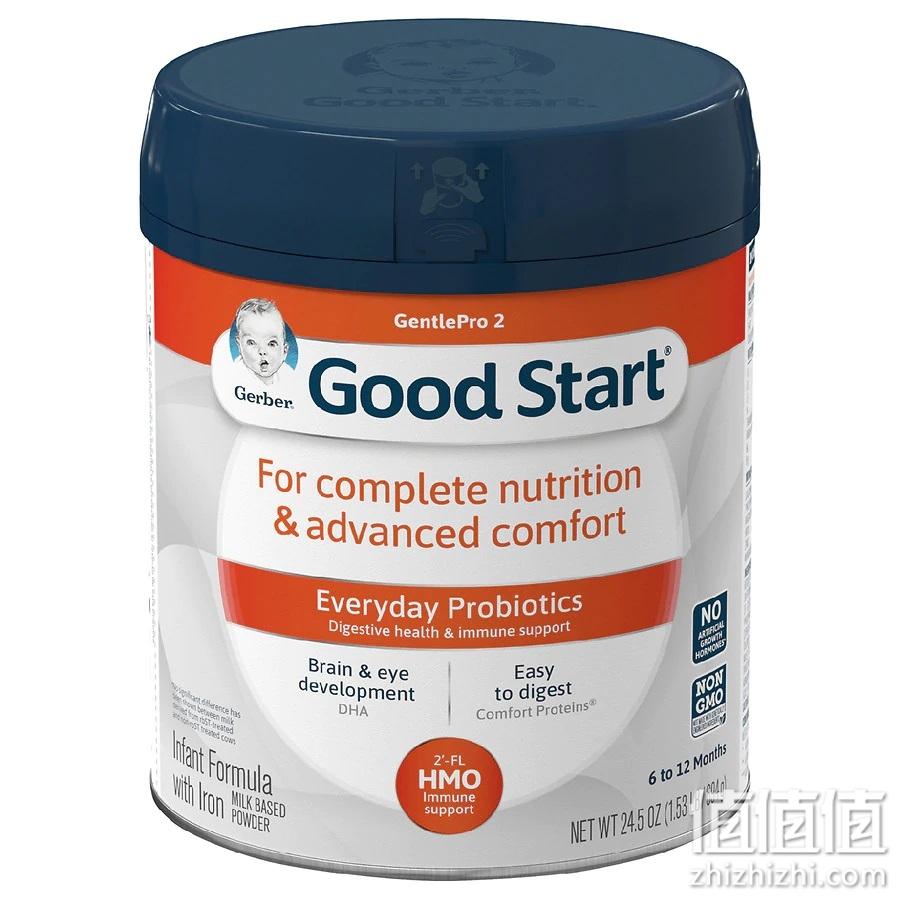 Gerber 嘉宝 Good Start GentlePro 2 婴儿配方奶粉