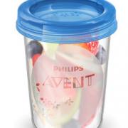 AVENT 飞利浦 新安怡 母乳/婴儿辅食储存杯组240ml   42.3元(79元,满减+用券)