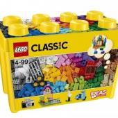 LEGO 乐高 Classic经典系列 经典创意大号积木盒 10698 ¥295.2包邮(¥369 凑单2件8折)