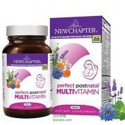 New Chapter 新章 完美孕宝 产后综合营养素 192粒 ¥326.96含税包邮(¥319+37.96-20)